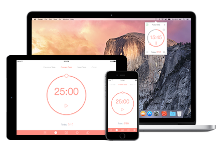 Pomodoro Time for iPhone and iPad
